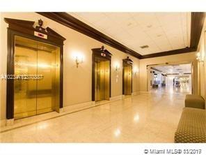 Photo of 2030 Ocean Dr #716, Hallandale, Florida, 33009 - PARKER PLAZA LOBBY