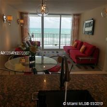 Photo of 2030 Ocean Dr #716, Hallandale, Florida, 33009 - MODERN OPEN-FORM KITCHEN WITH DIRECT OCEAN VIEWS