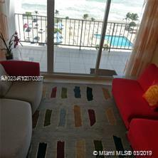 Photo of 2030 Ocean Dr #716, Hallandale, Florida, 33009 - DINING ROOM WITH SEEMLESS DIRECT OCEAN TERRACE VIEWS