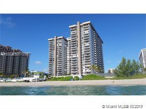 Photo of 2030 Ocean Dr #716, Hallandale, Florida, 33009 - PEACEFUL TRANQUIL PRIVATE PARKER PLAZA OCEAN VIEWS AND BEACHFRONT LOCATION