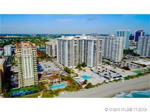 Photo of 2030 Ocean Dr #716, Hallandale, Florida, 33009 - PARKER PLAZA OCEANSIDE FACADE