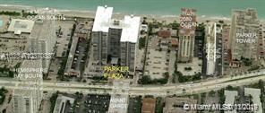 Photo of 2030 Ocean Dr #716, Hallandale, Florida, 33009 - PARKER PLAZA EASTERN AERIAL COASTLINE BEACHFRONT VIEW