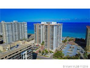 Photo of 2030 Ocean Dr #716, Hallandale, Florida, 33009 - PARKER PLAZA AERIAL VIEW