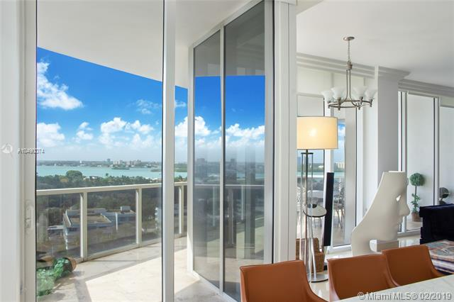 Photo of 10225 Collins Ave #904, Bal Harbour, Florida, 33154 - Balcony views from dinning-room