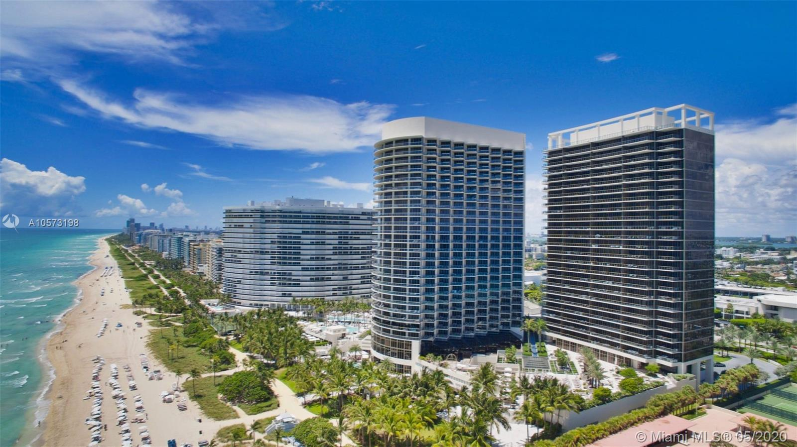 Photo of 9705 COLLINS AVE #903, Bal Harbour, Florida, 33154 - Pool next to the ocean