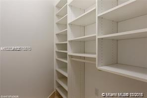 Photo of 8925 COLLINS AVE #9B, Surfside, Florida, 33154 - Second Bedroom Closet