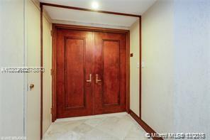 Photo of 8925 COLLINS AVE #9B, Surfside, Florida, 33154 - Double door entry