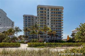 Photo of 8925 COLLINS AVE #9B, Surfside, Florida, 33154 - Back View Of Building