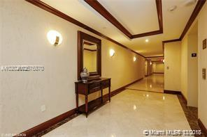 Photo of 8925 COLLINS AVE #9B, Surfside, Florida, 33154 - 9th Floor Elevator Foyer-Hallway