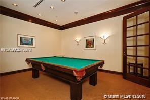 Photo of 8925 COLLINS AVE #9B, Surfside, Florida, 33154 - Billiard Room