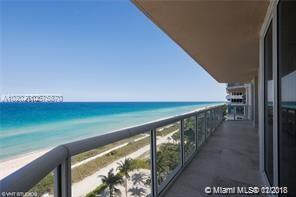 Photo of 8925 COLLINS AVE #9B, Surfside, Florida, 33154 - Balcony South View