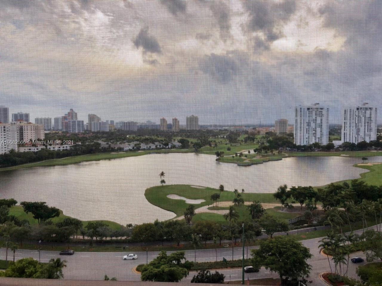 Photo of 3731 Country Club Dr #1824, Aventura, Florida, 33180 - LARGE BALCONY