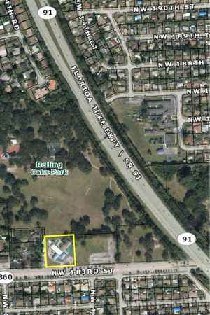 2 900 000$ - Miami-Dade County,Miami Gardens; 74052 sq. ft.