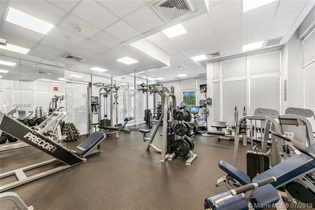 Photo of 10225 Collins Ave #901, Bal Harbour, Florida, 33154 - Fitness center.