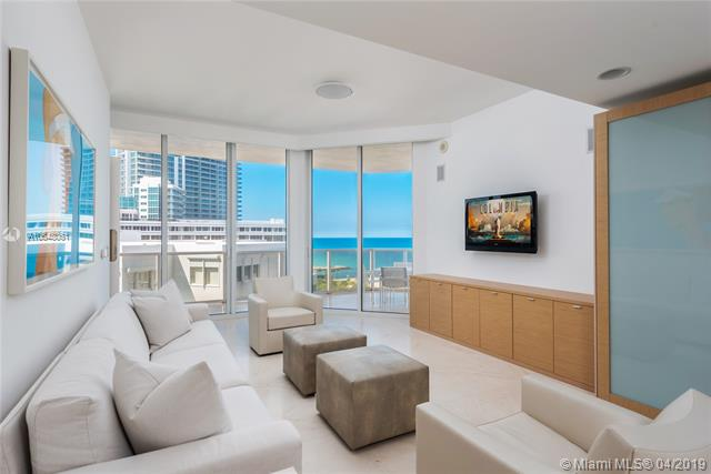 Photo of 10225 Collins Ave #1103, Bal Harbour, Florida, 33154 - Ocean views from the convertible third bedroom/family room.
