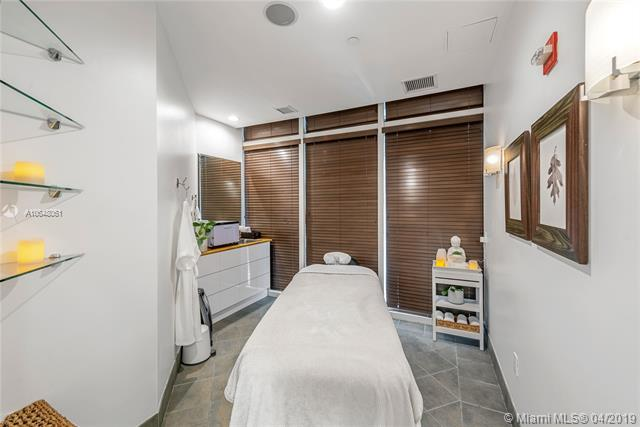 Photo of 10225 Collins Ave #1103, Bal Harbour, Florida, 33154 - Spa massage rooms.