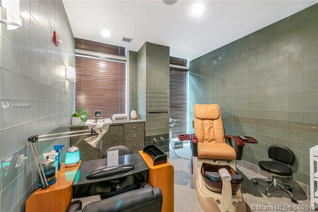 Photo of 10225 Collins Ave #1103, Bal Harbour, Florida, 33154 - Spa and salon.
