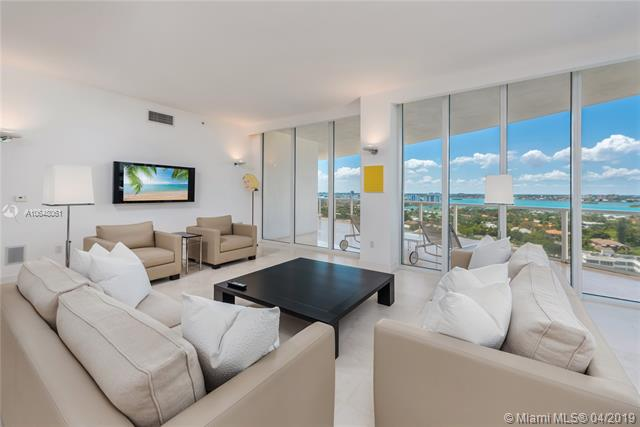 Photo of 10225 Collins Ave #1103, Bal Harbour, Florida, 33154 - Grand living room.