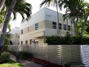 1 690 000$ - Miami-Dade County,Miami Beach; 3366 sq. ft.