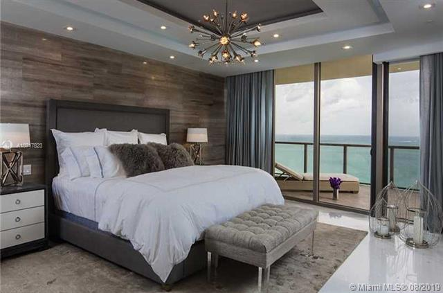 Photo of 9703 Collins Ave #1800, Bal Harbour, Florida, 33154 - MASTER BEDROOM SUITE