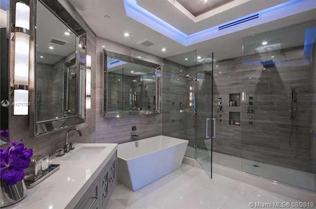 Photo of 9703 Collins Ave #1800, Bal Harbour, Florida, 33154 - MASTER BATHROOM