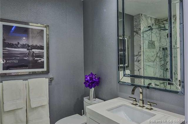 Photo of 9703 Collins Ave #1800, Bal Harbour, Florida, 33154 - ANOTHER GUEST BATHROOM