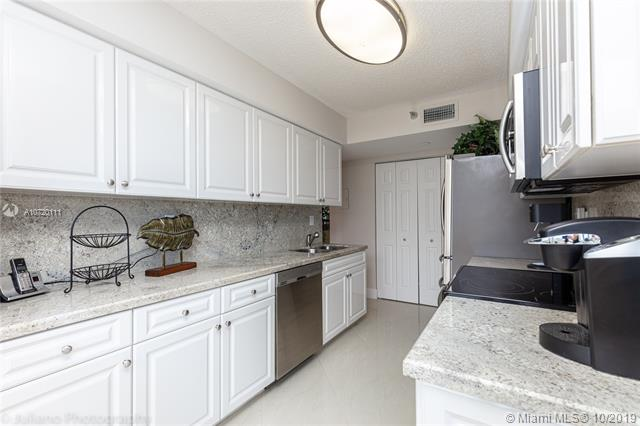 Photo of 3500 Mystic Pointe Dr #1205, Aventura, Florida, 33180 - Immaculate European-style Kitchen