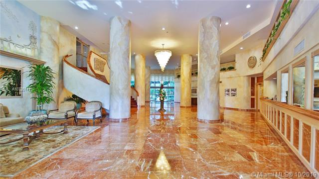 Photo of 3500 Mystic Pointe Dr #1205, Aventura, Florida, 33180 - 3500 Mystic Pointe Lobby