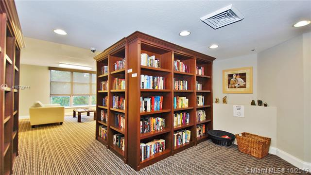 Photo of 3500 Mystic Pointe Dr #1205, Aventura, Florida, 33180 - Library