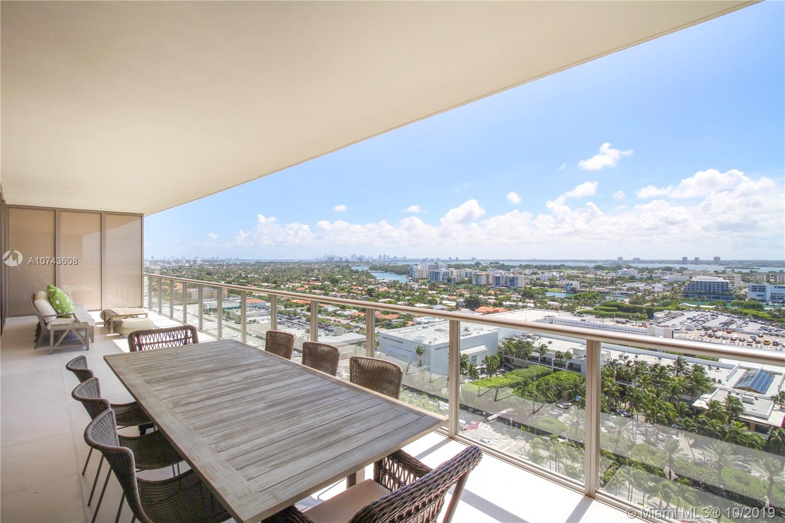 Photo of 9701 Collins Avenue #1603-S, Bal Harbour, Florida, 33154 -