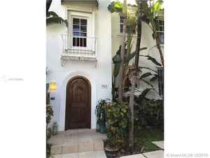 3 000 000$ - Miami-Dade County,Miami Beach; 3223 sq. ft.