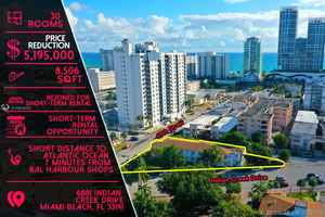 5 195 000$ - Miami-Dade County,Miami Beach; 11751 sq. ft.
