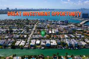 1 100 500$ - Miami-Dade County,Miami Beach; 2700 sq. ft.