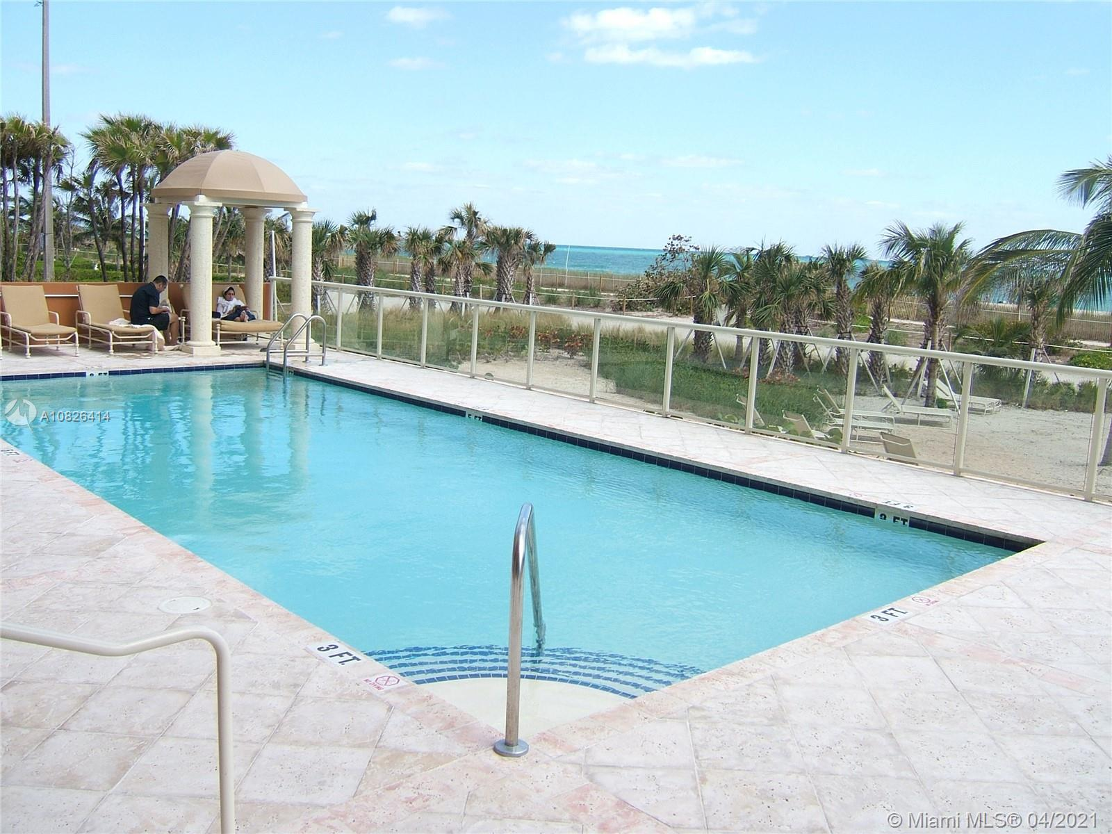 Photo of 9499 Collins Ave #704, Surfside, Florida, 33154 -