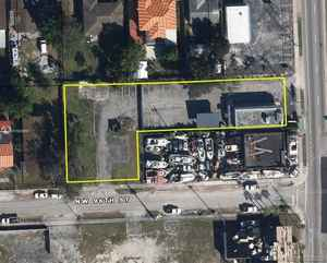 1 250 000$ - Miami-Dade County,Miami; 26300 sq. ft.