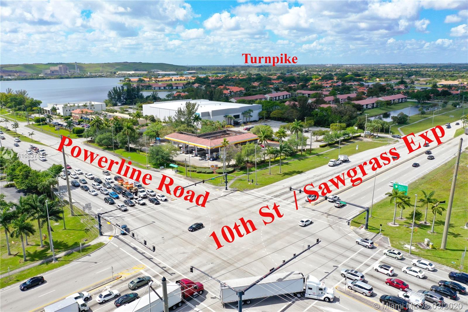 8 900 000$ - Broward County,Deerfield Beach; 161861 sq. ft.