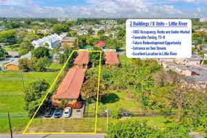 1 150 000$ - Miami-Dade County,Miami; 16921 sq. ft.