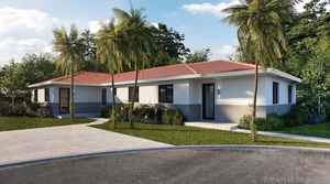 554 900$ - Miami-Dade County,North Miami; 2300 sq. ft.