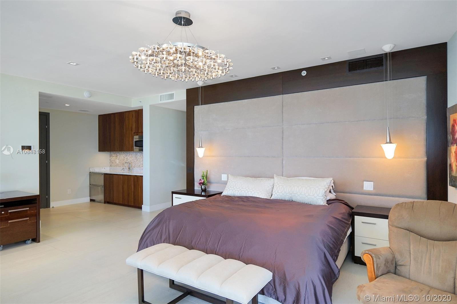 Photo of 9705 Collins Ave #501N, Bal Harbour, Florida, 33154 - MASTER BEDROOM