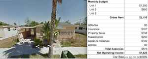 179 000$ - Miami-Dade County,Homestead; 1266 sq. ft.