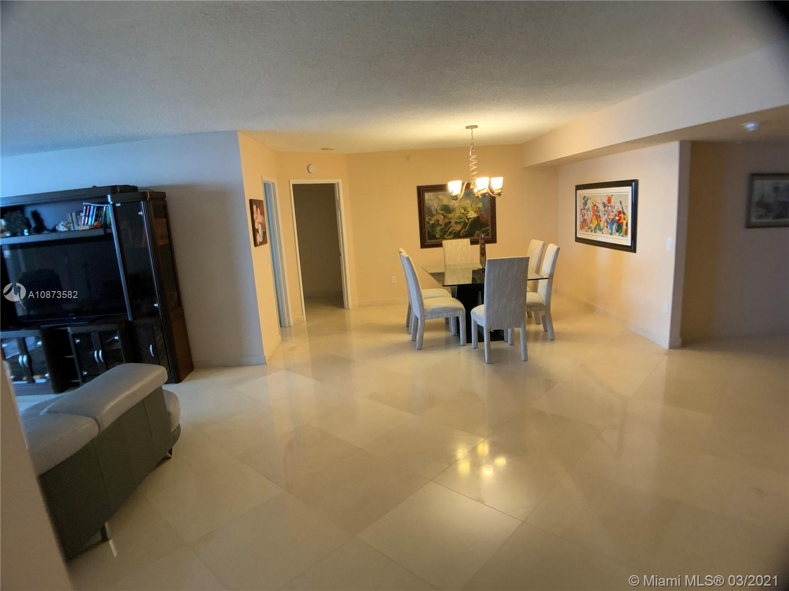 Photo of 16711 Collins Ave #2603, Sunny Isles Beach, Florida, 33160 - LIVING ROOM