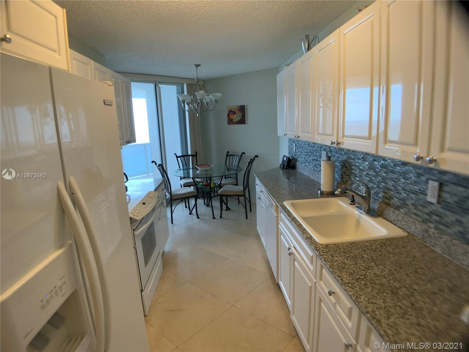 Photo of 16711 Collins Ave #2603, Sunny Isles Beach, Florida, 33160 - DINING ROOM