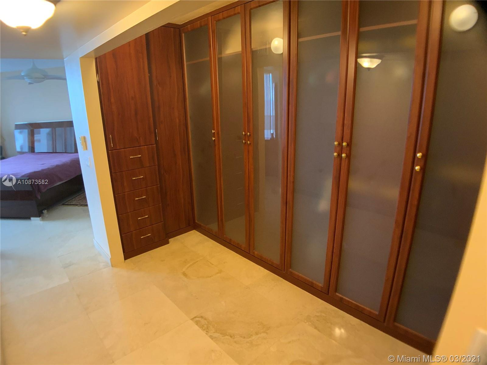 Photo of 16711 Collins Ave #2603, Sunny Isles Beach, Florida, 33160 - MASTER BEDROOM