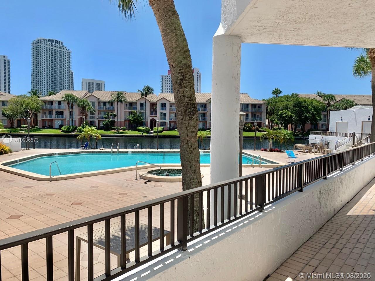 Photo of 300 Three Islands Blvd #C7, Hallandale Beach, Florida, 33009 - Your view!
