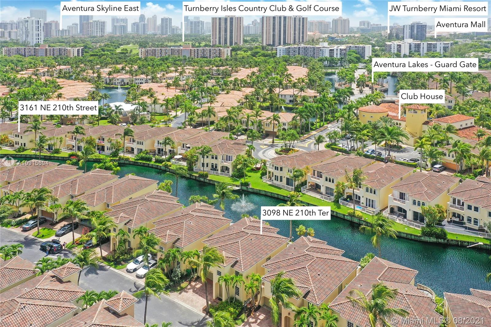 Photo of 3161 210th St, Aventura, Florida, 33180 -