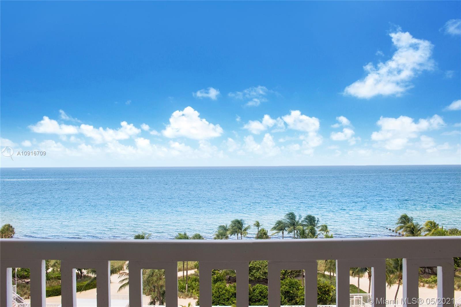 Photo of 9801 Collins Ave #11B Direct Ocean, Bal Harbour, Florida, 33154 - Direct Ocean views 11B