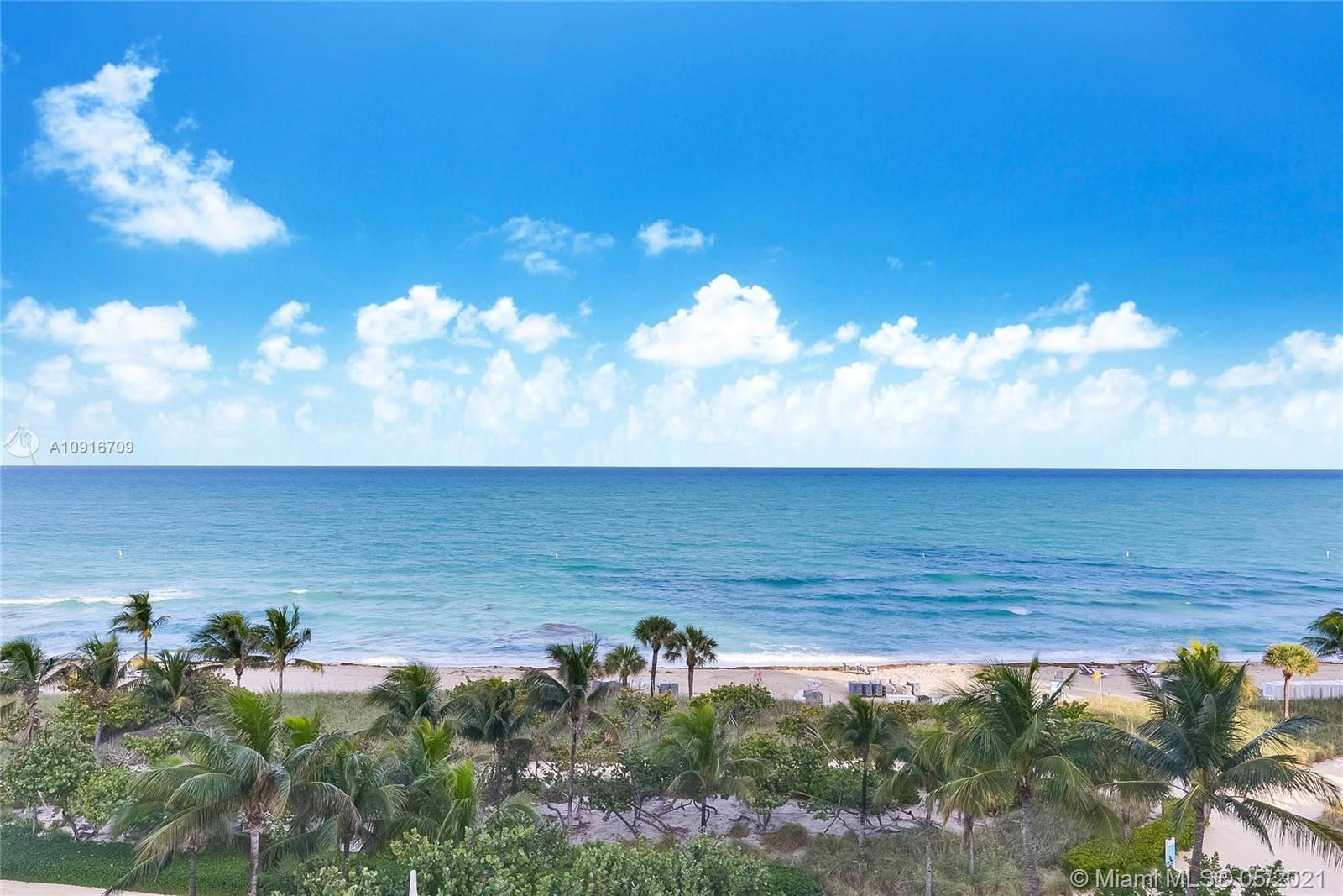 Photo of 9801 Collins Ave #11B Direct Ocean, Bal Harbour, Florida, 33154 - Direct ocean corner unit East and South