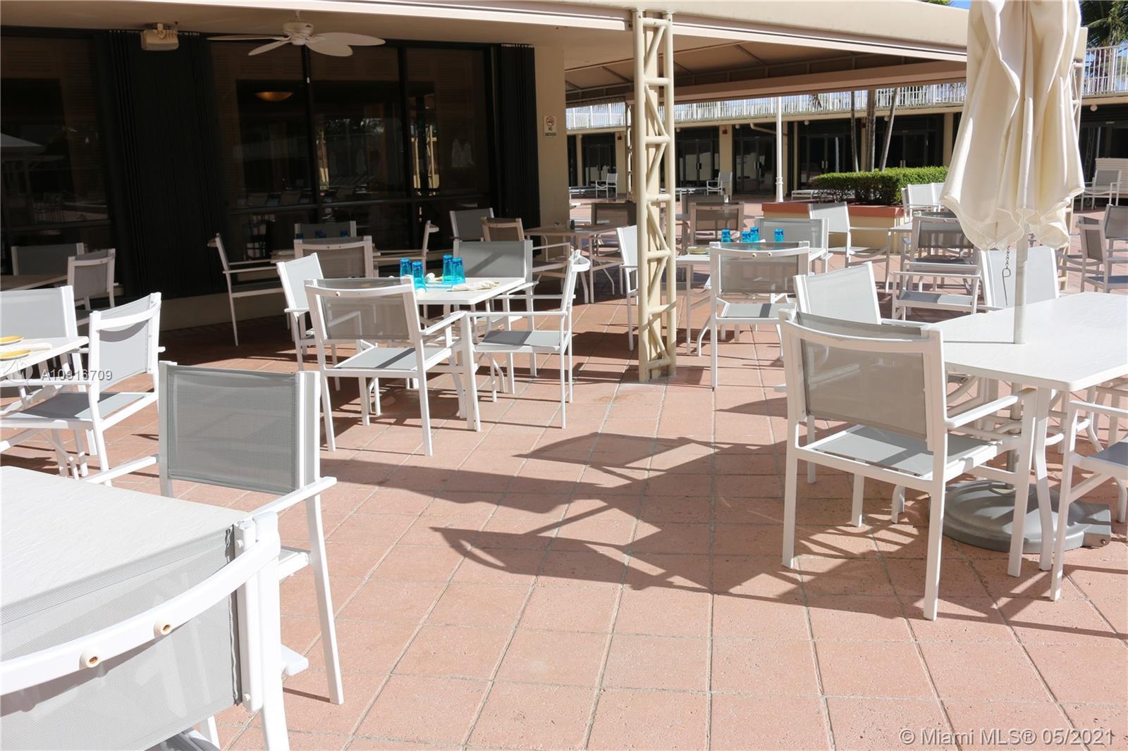 Photo of 9801 Collins Ave #11B Direct Ocean, Bal Harbour, Florida, 33154 - Restaurant inside