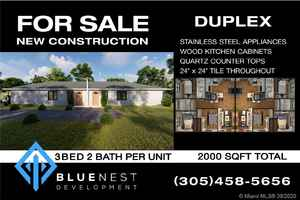 455 000$ - Miami-Dade County,Miami; 0 sq. ft.