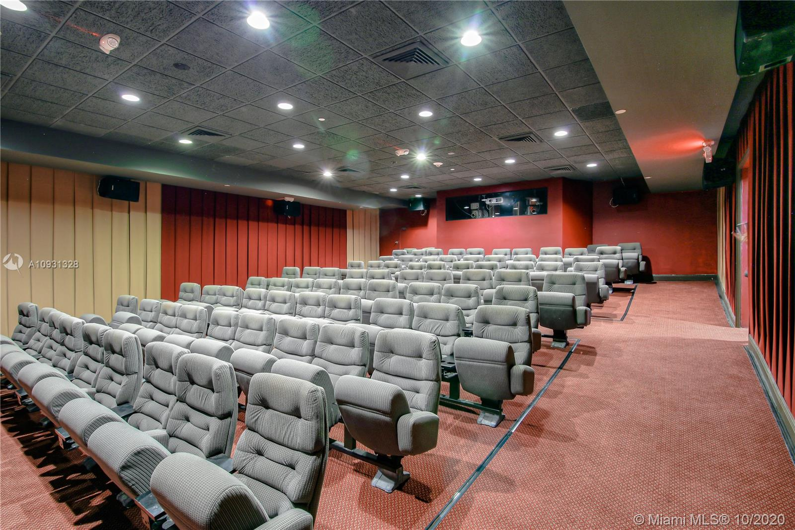 Photo of 20201 Country Club Dr #2407, Aventura, Florida, 33180 - Movie theater. A different movie everyday.
